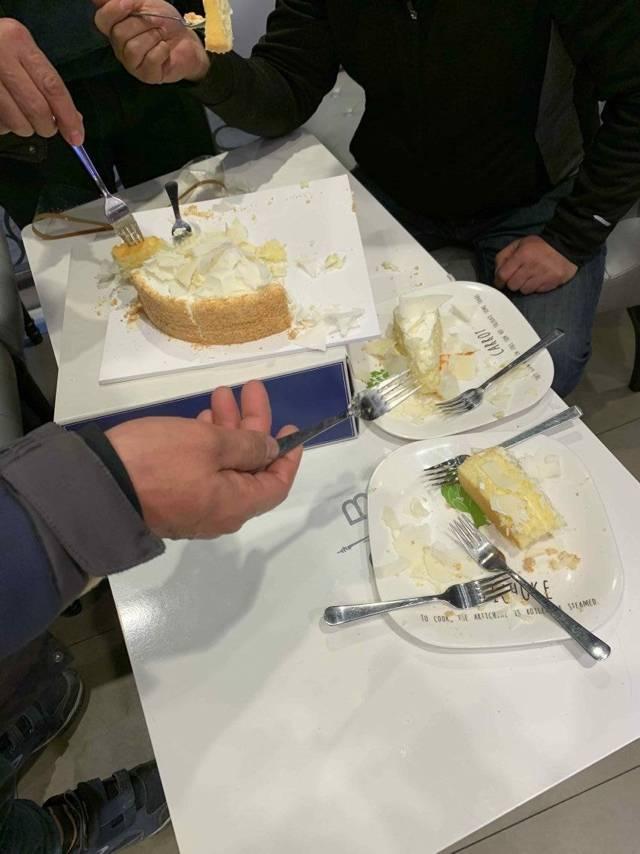 노가다 아저씨들이랑 생일축하파티한 썰 | 인스티즈