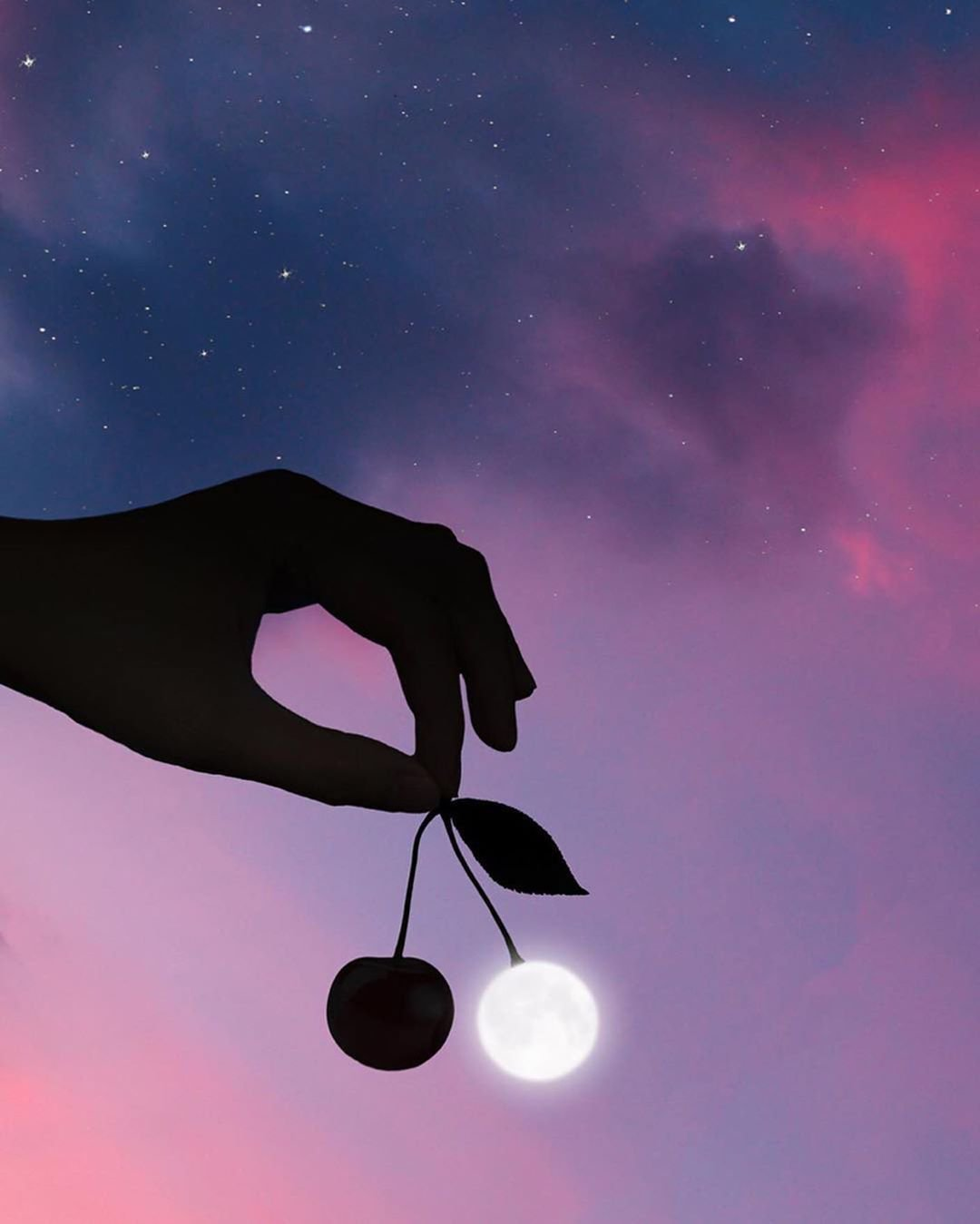달과 구름으로 만들어낸 아름다운 사진들 | 인스티즈