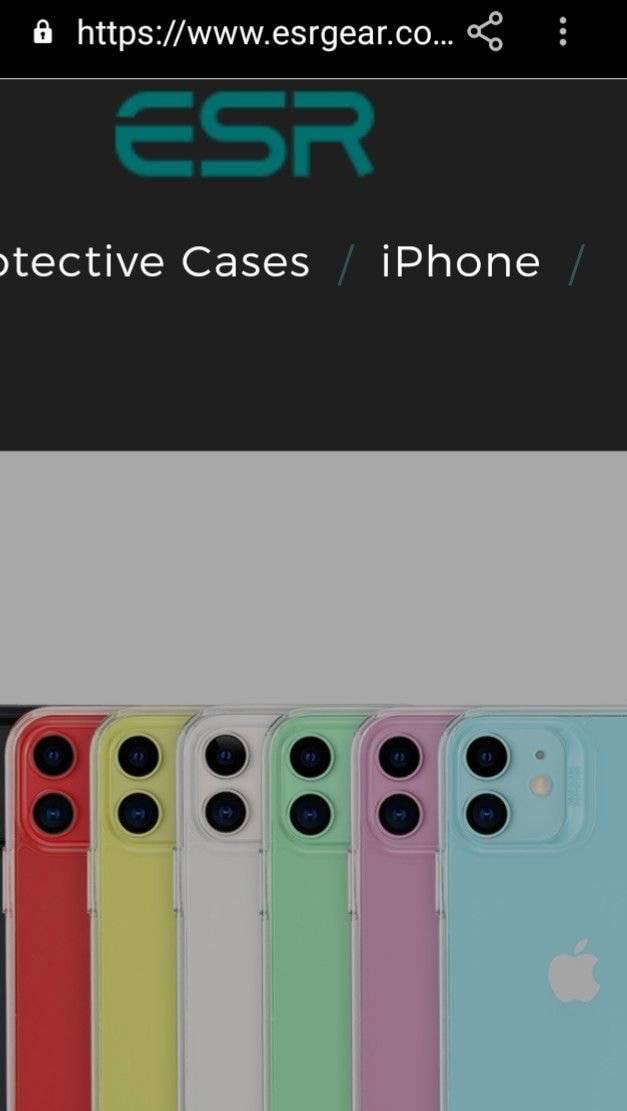 아이폰12 케이스 업체 통해서 색상 유출...jpg | 인스티즈