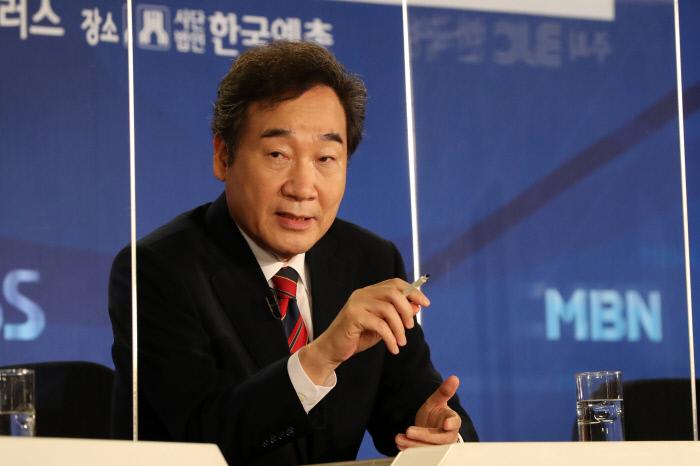 이낙연 대표, 한국방송기자클럽 토론회 120만명 시청 | 인스티즈