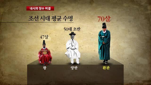 조선시대에 70살까지 장수했다는 직업 | 인스티즈