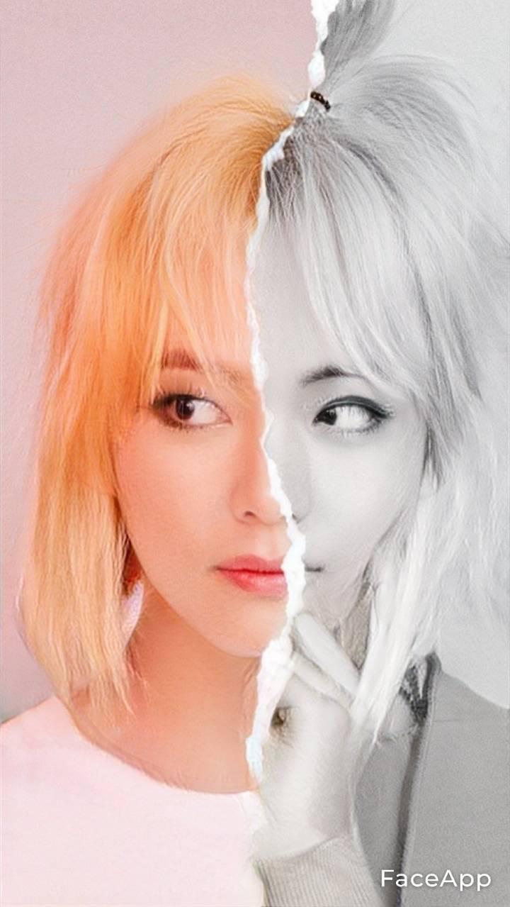 방탄소년단 뷔 여성화 ㄷㄷ | 인스티즈