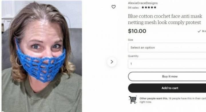 드디어 마스크 쓰고다니는 미국인들 | 인스티즈