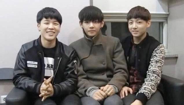 방탄소년단 막내라인의 성장.jpg | 인스티즈