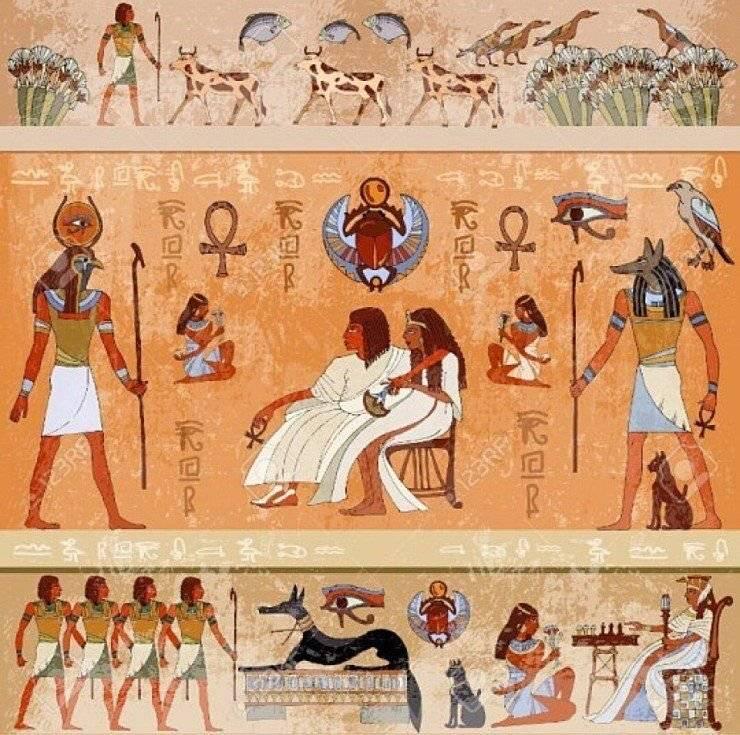 이집트 역사가 얼마나 긴지 체감하기 | 인스티즈