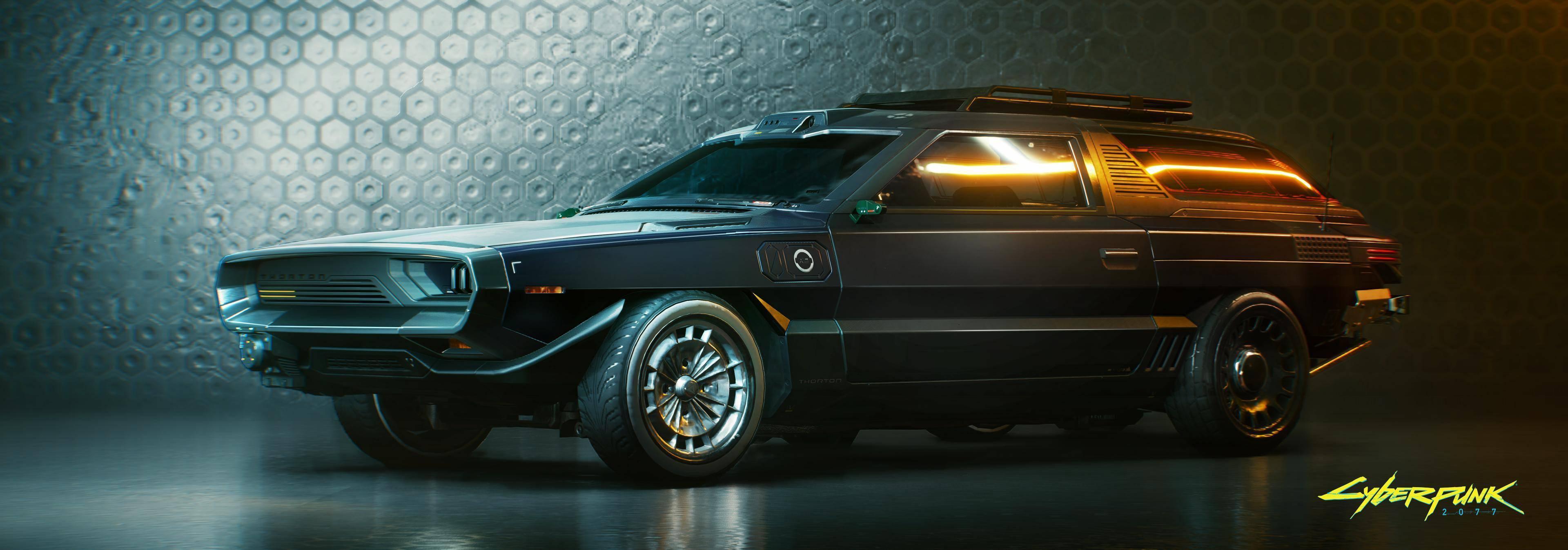 사이버펑크 2077 오토바이랑 차량 | 인스티즈