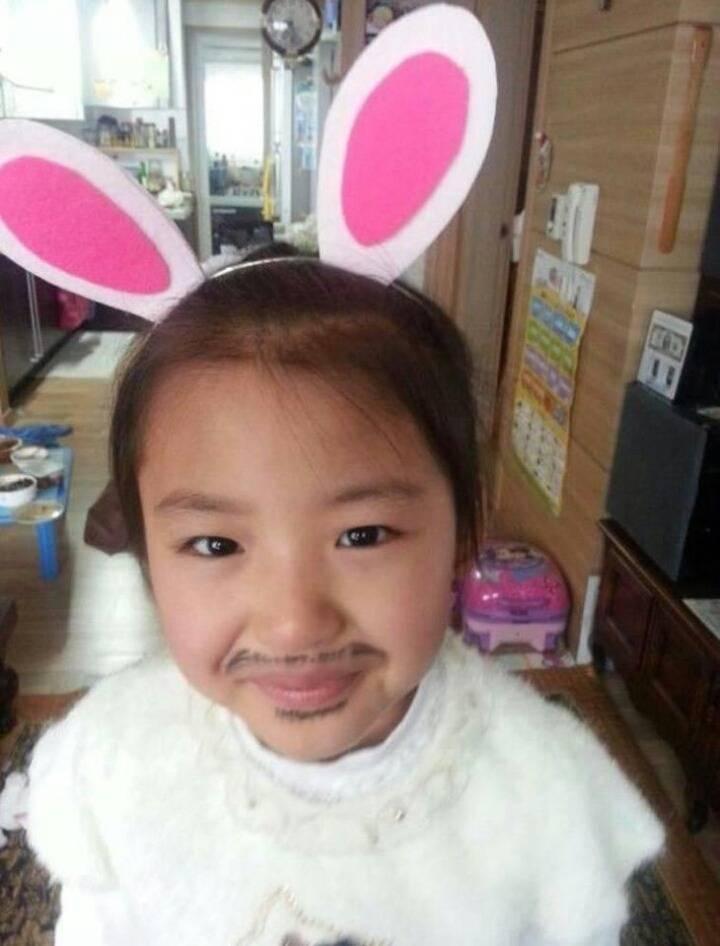 딸이 학예회에서 토끼역할을 맡았다 | 인스티즈