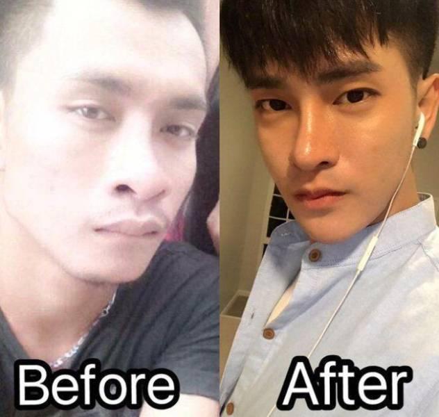 한국남자처럼 되고 싶었던 태국 남성 | 인스티즈