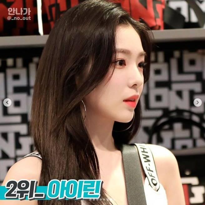 아이돌이 뽑은 여돌 실물 TOP 5 jpg | 인스티즈
