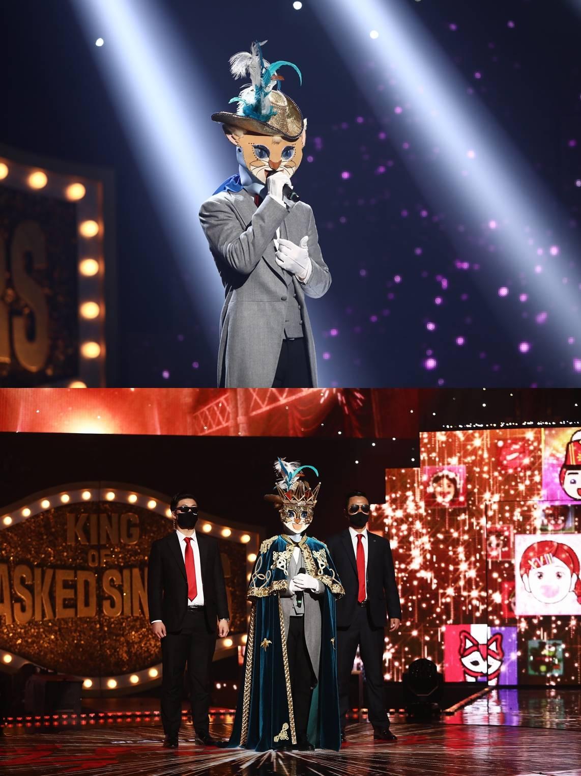 '복면가왕' 가왕 '부뚜막 고양이'의 3연승 도전 선곡은 '스포트라이트'... 판정단 '눈물' | 인스티즈