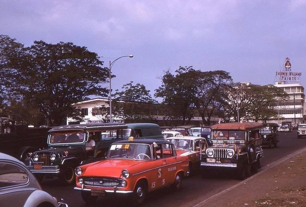 아시아에서 일본 다음으로 풍족했던 필리핀 50~60년대 모습 | 인스티즈