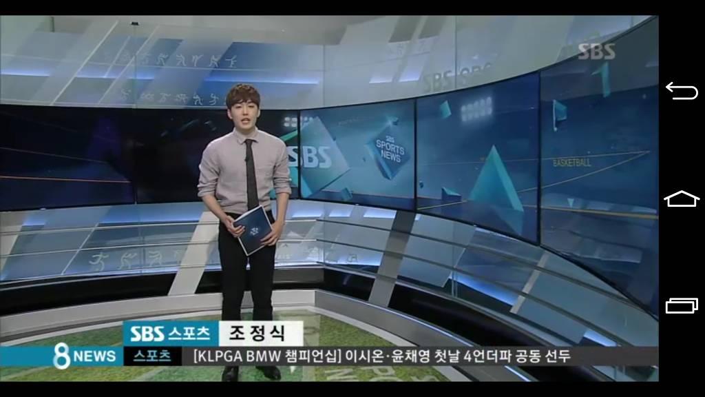 훈내나는 잘생긴 SBS 남자 아나운서 | 인스티즈
