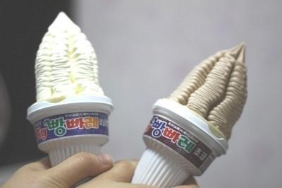 어떤게 더 우위인지 의견격차가 있는 아이스크림.jpg   인스티즈