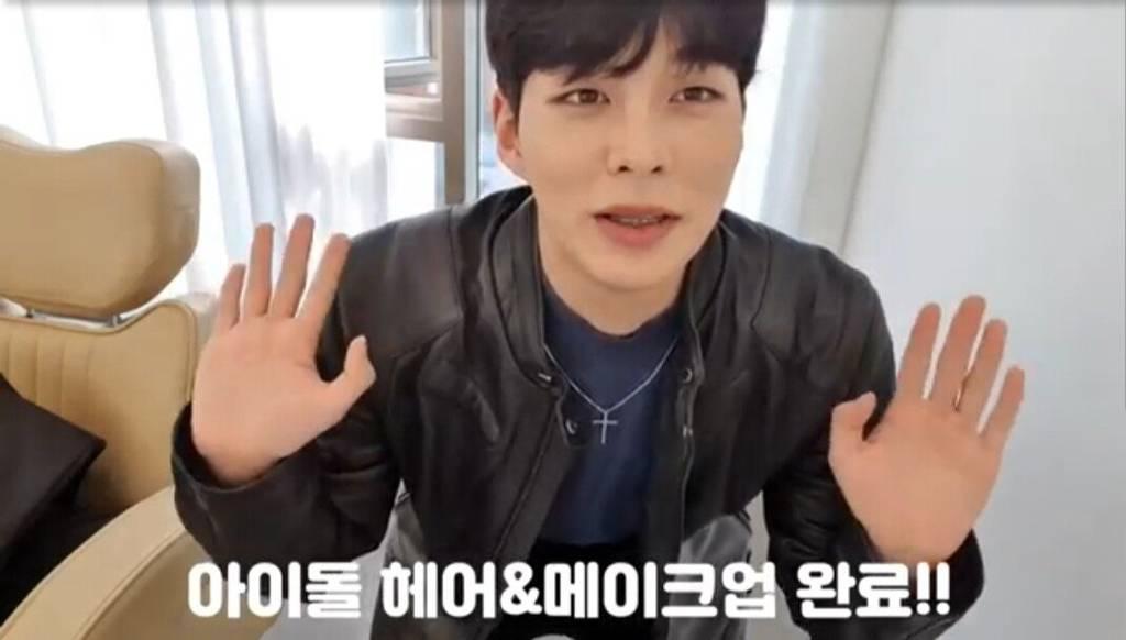 아이돌 메이크업 받은 일반인 흔남 유튜버.jpg | 인스티즈