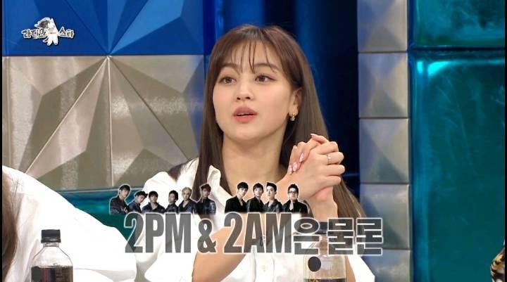 [배꼽의행방] 선미와 JYP 입사동기인 지효, 왜 원더걸스로 데뷔 안했어요? | 인스티즈