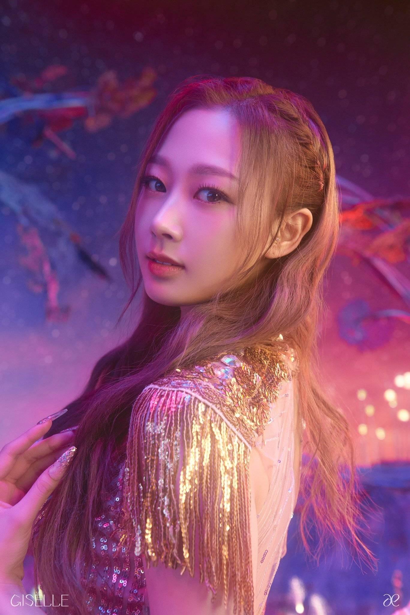 SM 신인 걸그룹 '에스파' 4번째 멤버 지젤 (애리 우치나가) 공개.jpg | 인스티즈