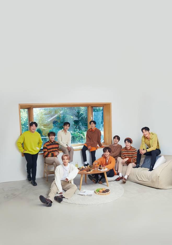 6일(금), 슈퍼주니어(SuperJunior) 15주년 기념 정규 앨범 10집 수록곡 '우리에게(The Melody)' 발매 | 인스티즈