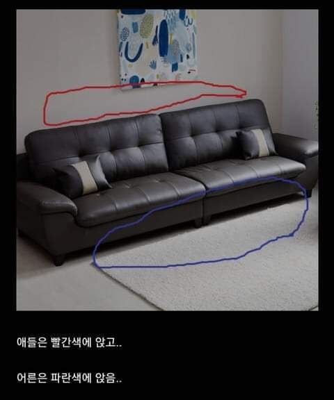 한국인들이 이용하는 소파의 기능.JPG | 인스티즈