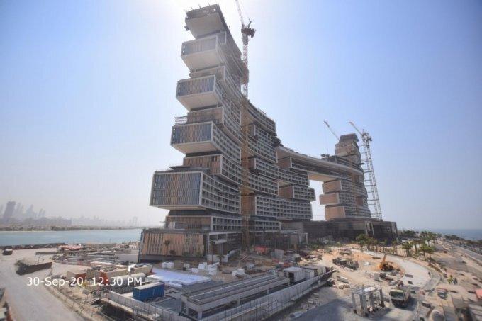 두바이에 건설중인 로얄 아틀란티스 리조트 | 인스티즈