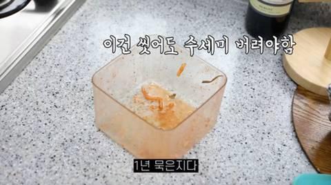 식기세척기 쌍욕나오는 계란찜 닦는 근황 | 인스티즈