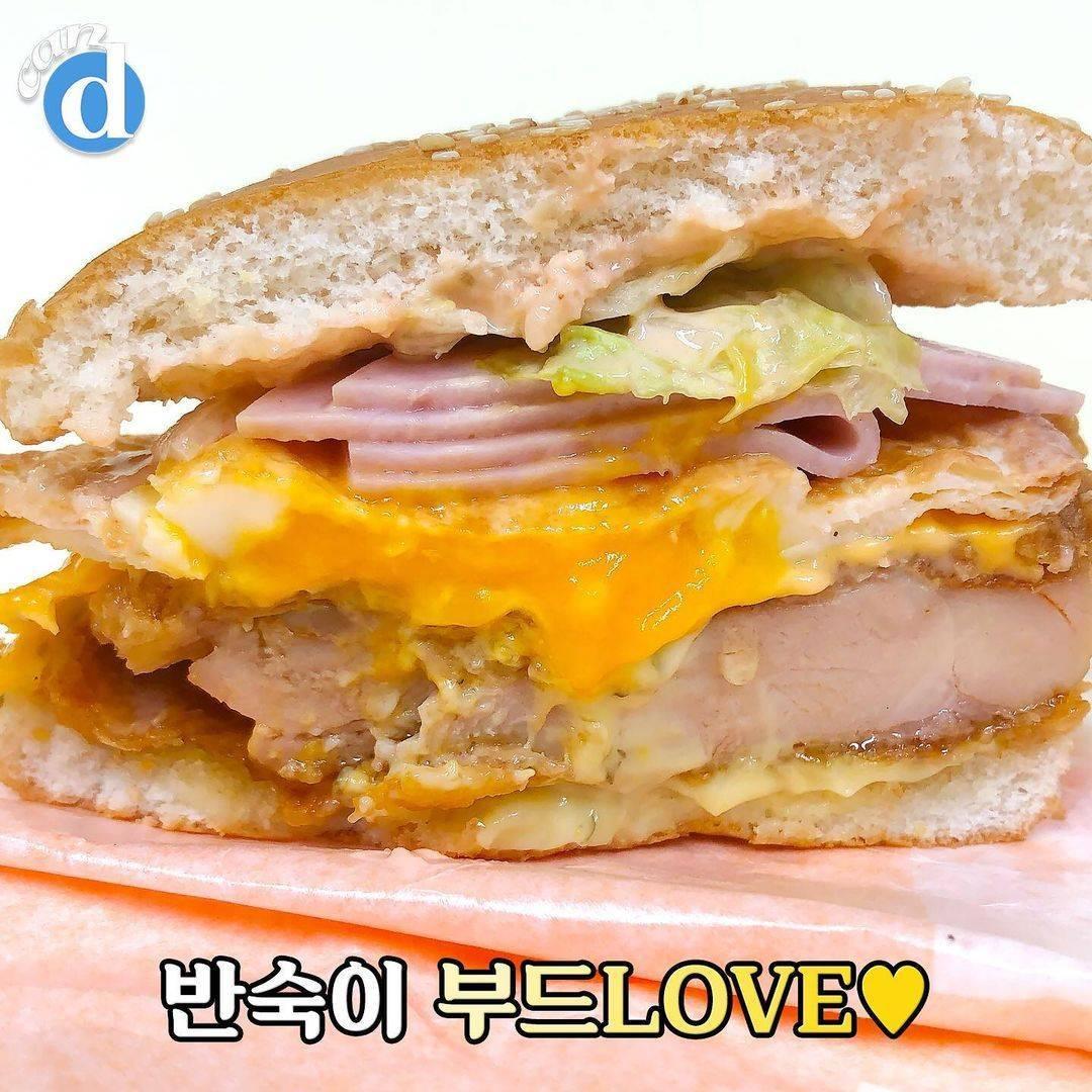 KFC 신상 골드문버거..JPGIF   인스티즈