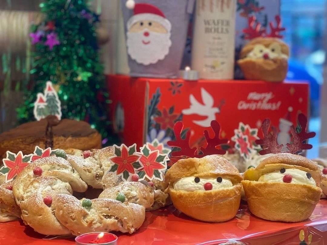 벌써 크리스마스가 찾아온 뚜레쥬르..JPG | 인스티즈