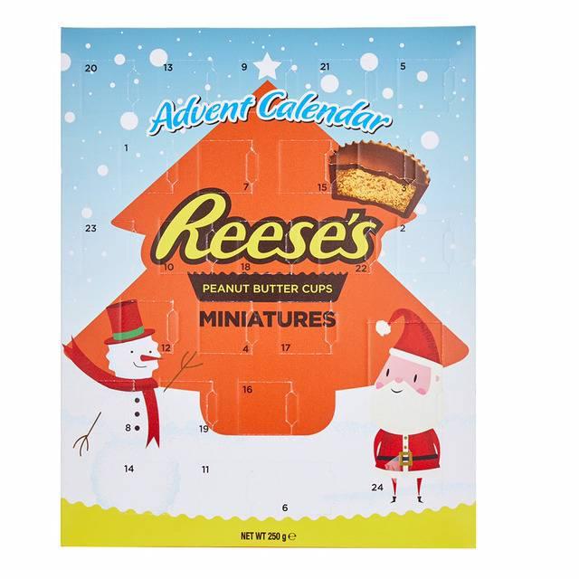 크리스마스를 기다리며 하나씩 꺼내먹는 초콜릿 달력.jpg | 인스티즈