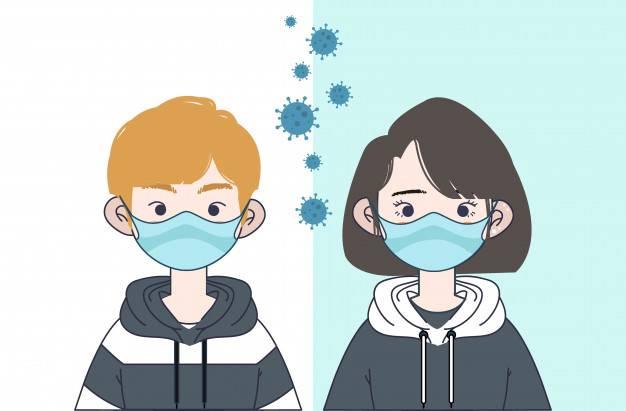 대부분의 사람들이 마스크 쓰고 다니면서 생긴 효과...jpg   인스티즈