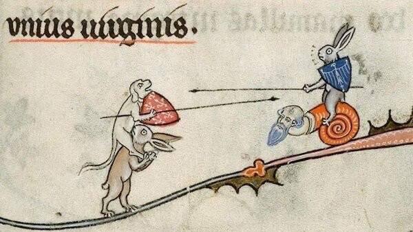 중세에 기록된 공포의 괴물.jpg | 인스티즈