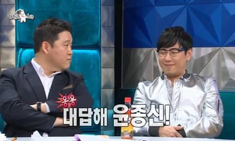 김구라 대답해 개코가?? | 인스티즈