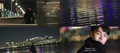 블루베어, 'Thank you' 29일 발매…차세대 R&B 루키 | 인스티즈