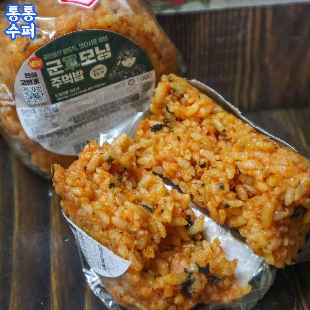 GS25 신상 군모닝 주먹밥...jpg | 인스티즈