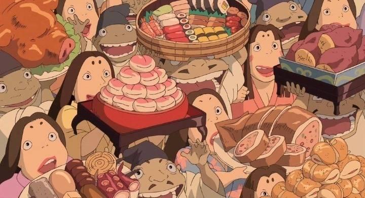 센과 치히로의 행방불명에 나온 음식들   인스티즈