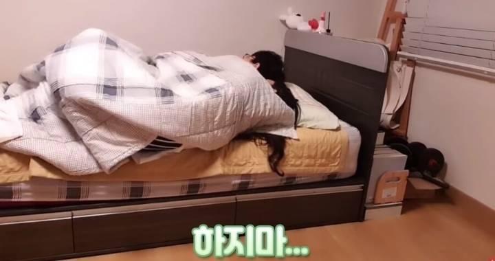 술취한 여동생이 침대에 들어올때 오빠 반응 | 인스티즈
