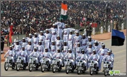 멋이 뭔지아는 인도군인들 | 인스티즈