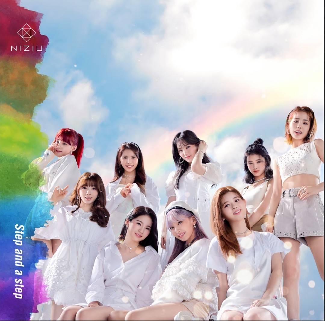 2일(수), 니쥬(NiziU) 데뷔 싱글 앨범 'Step and a step' 발매 | 인스티즈