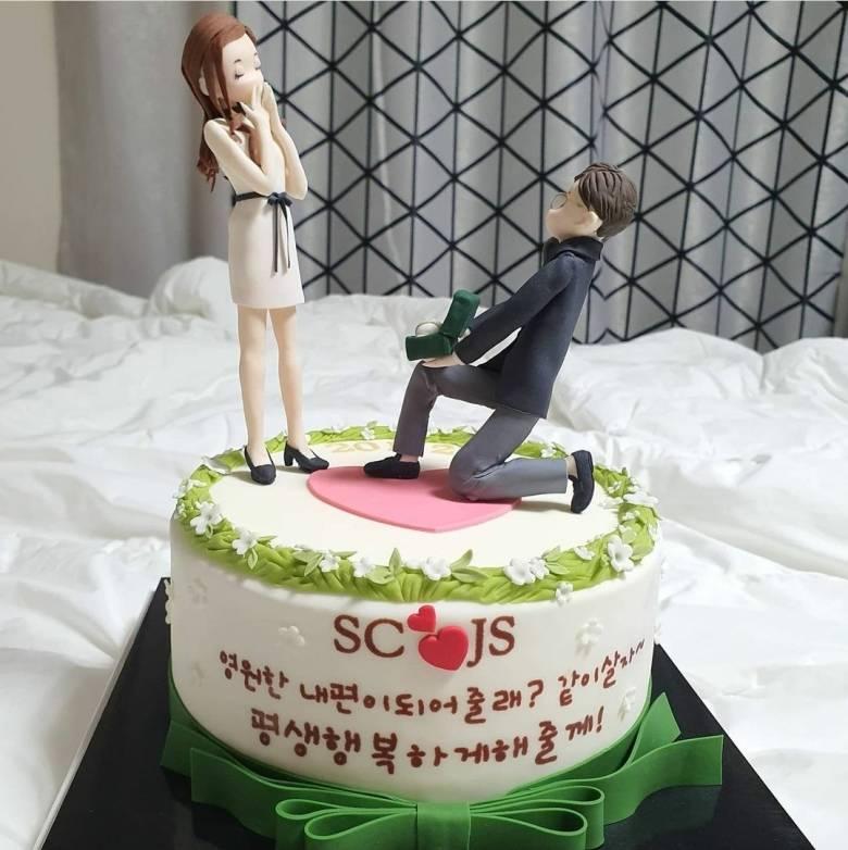 30만원짜리 케이크 수준 | 인스티즈