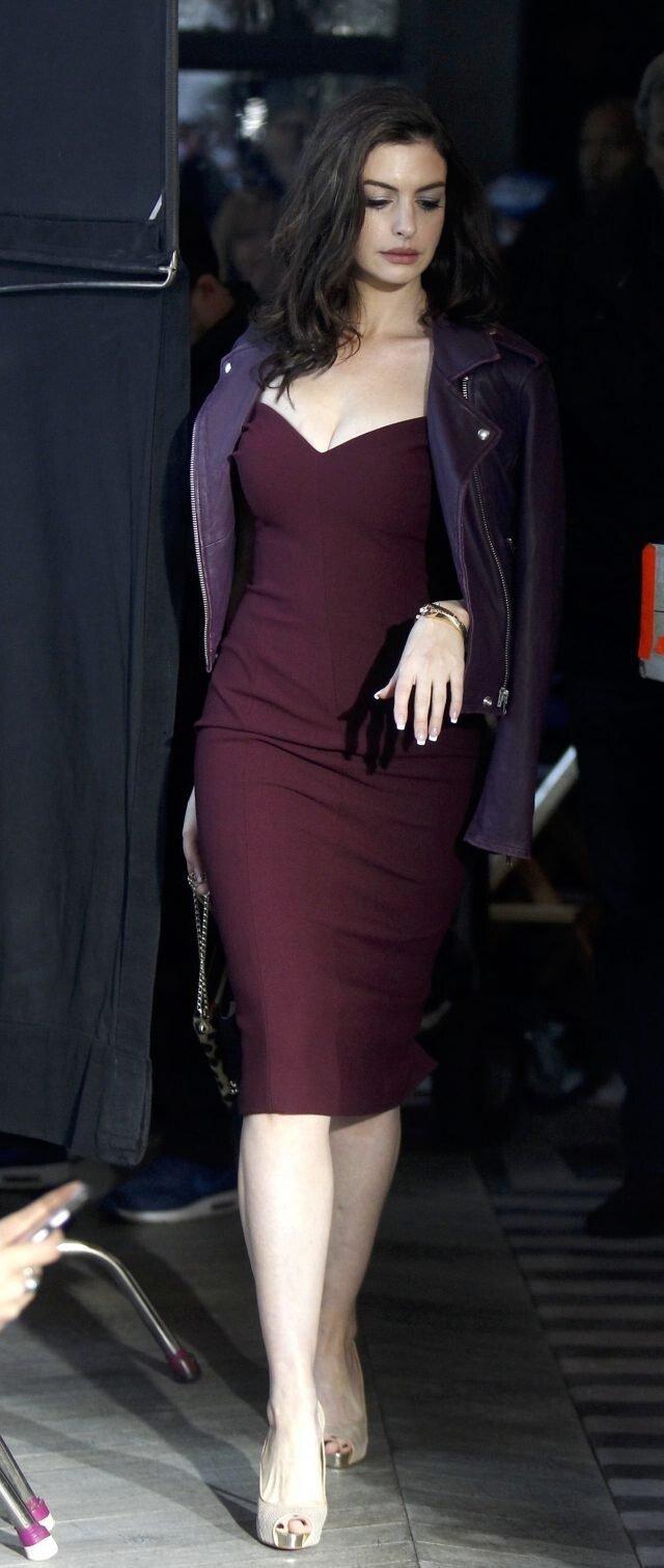앤 해서웨이 몸매 클라스 ㄷㄷㄷ.jpg | 인스티즈