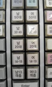 편의점 계산기에서 제일 의미없는 버튼.jpg | 인스티즈 편의점 계산기에서 제일 의미없는 버튼.jpg