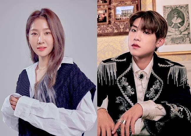 9일(토), 소유+AB6IX 박우진 드라마 '철인왕후' OST 발매 | 인스티즈