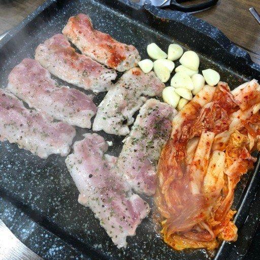 고기 구울때 호불호.jpg   인스티즈