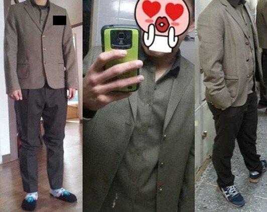 촌스러워 입기 싫은 교복 TOP7 | 인스티즈
