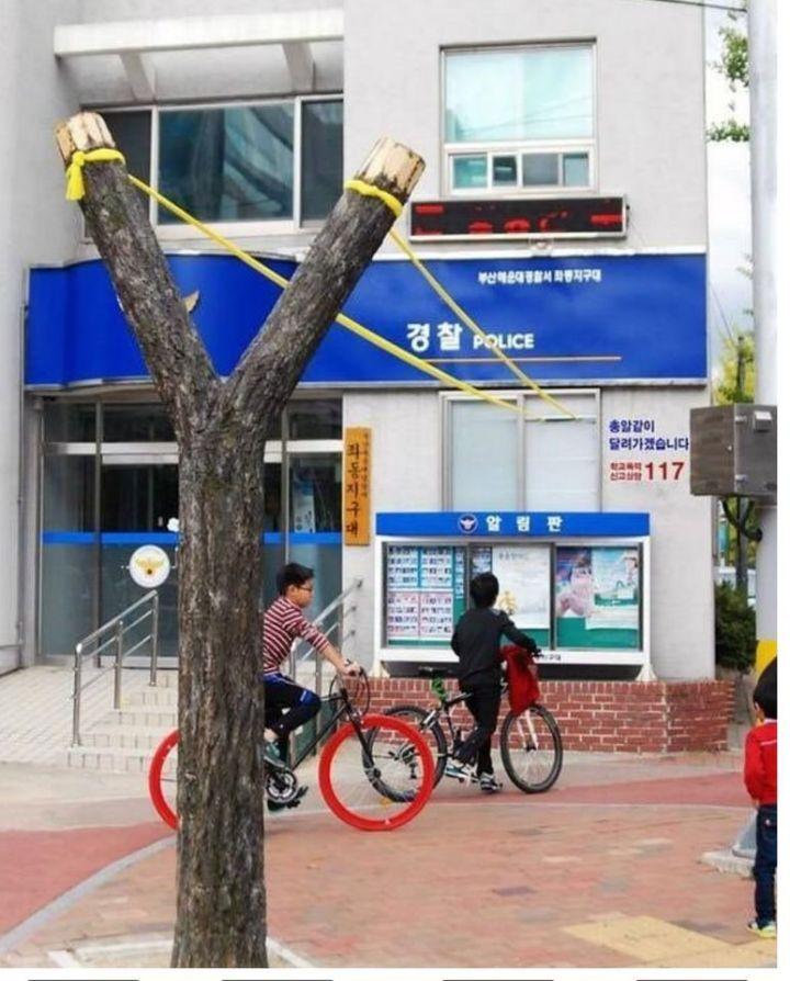 앵그리 한국경찰 | 인스티즈
