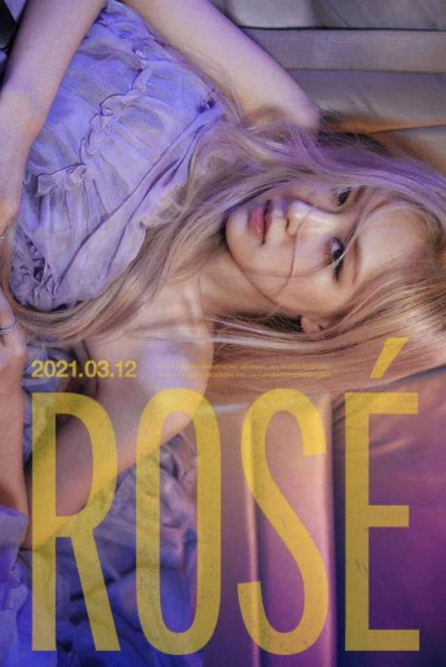 [오피셜] 로제 솔로 앨범 3월 12일 발매 확정 | 인스티즈