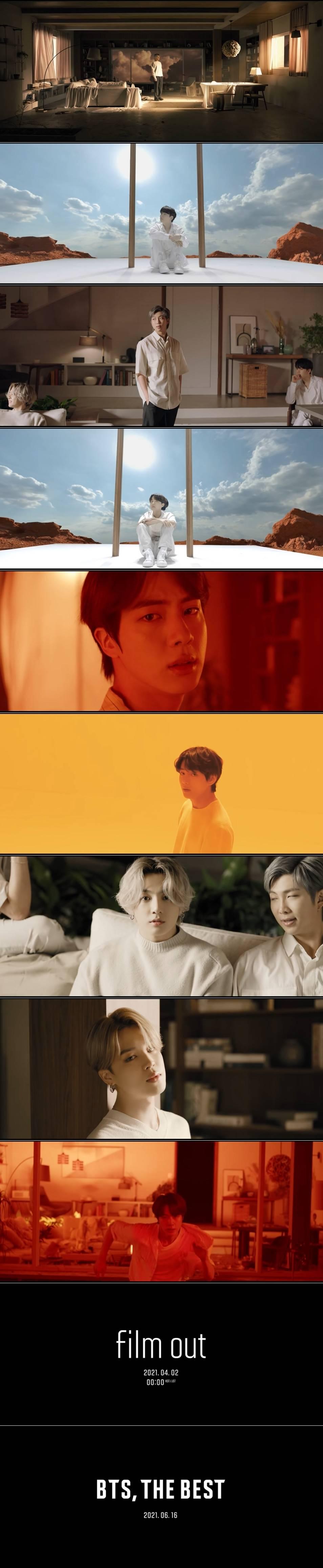 2일(금), 방탄소년단(BTS) 일본 앨범 'Film out' 발매 | 인스티즈
