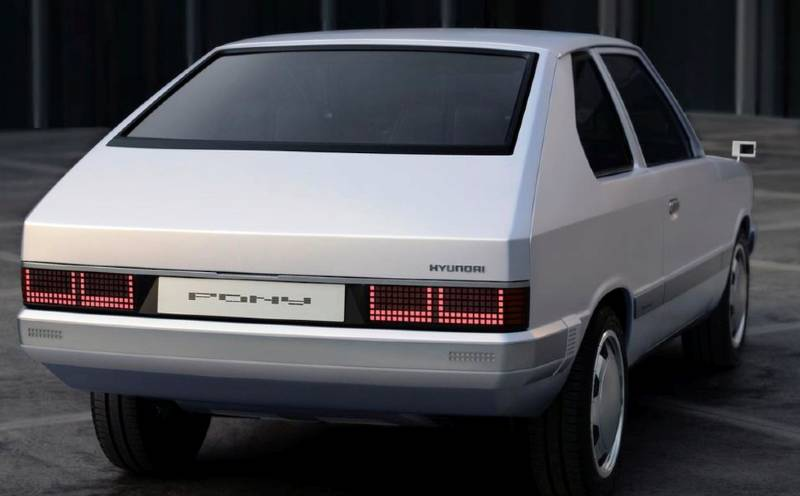 현대자동차 포니 헤리티지 디자인.jpg | 인스티즈