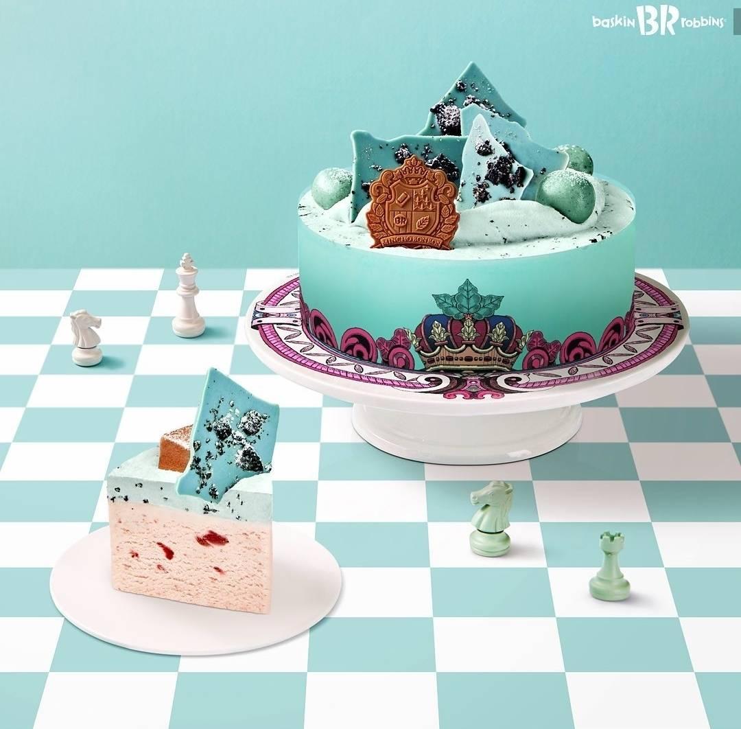 최근 배스킨라빈스 출시된 케이크........jpg | 인스티즈