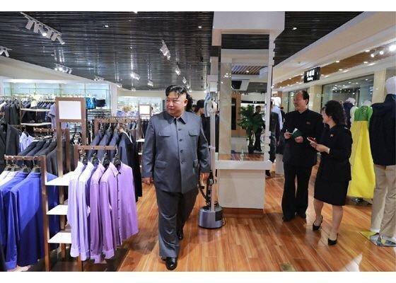 북한의 고오급 백화점 | 인스티즈
