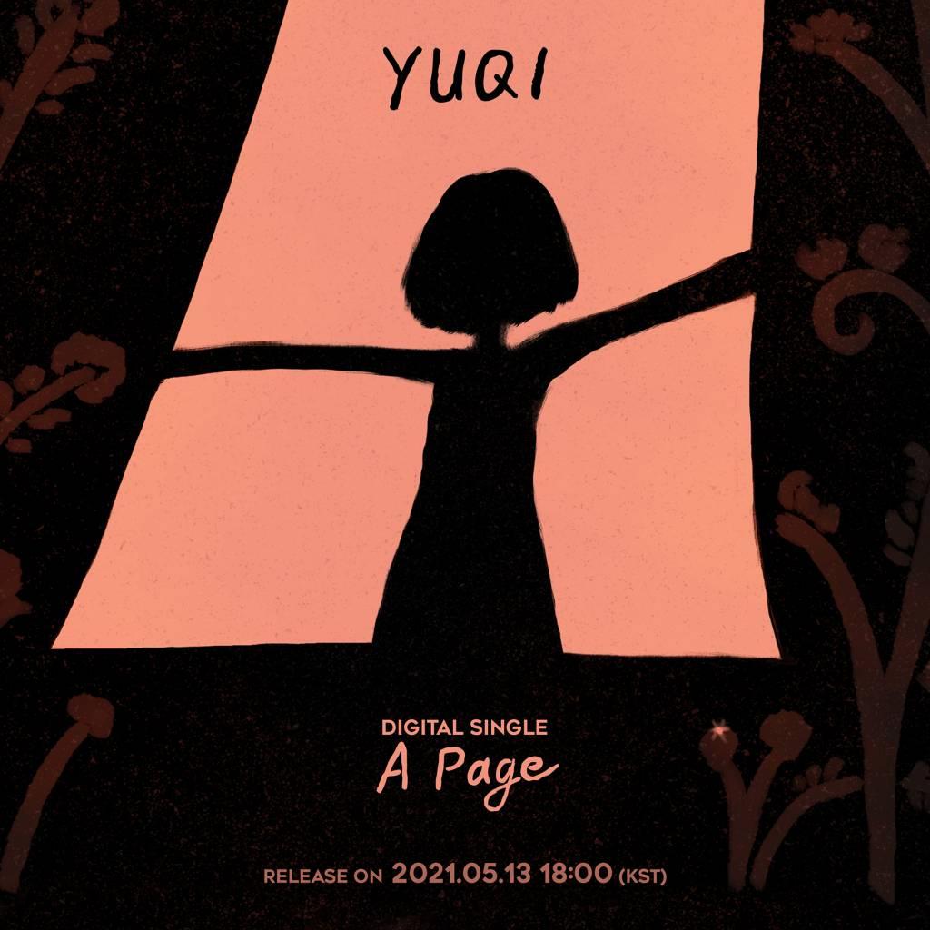 13일(목), (여자)아이들 우기 디지털 싱글 'A page' 발매 | 인스티즈