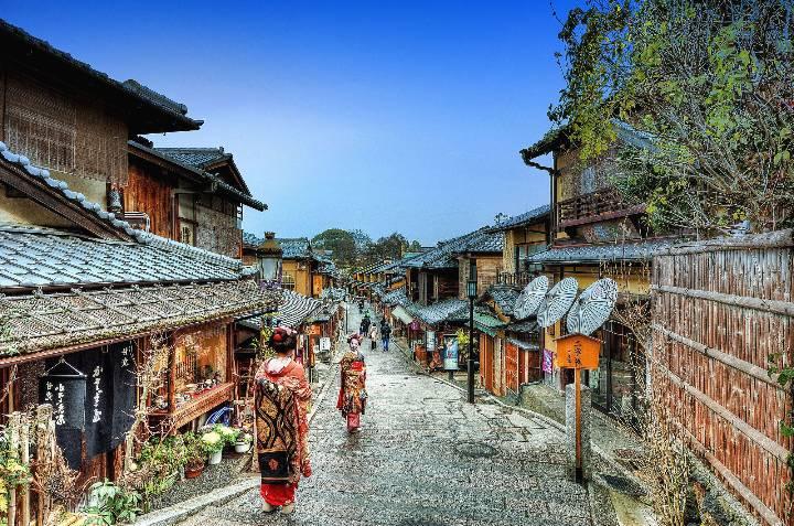 일본에서 가장 일본스러웠던 도시   인스티즈